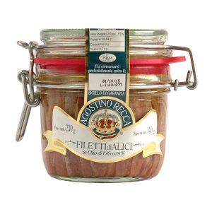 Agostino Recca Fillets Of Anchovies