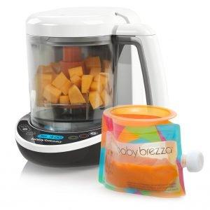 Baby Brezza Small Portable Food Maker Set