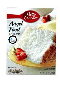 Betty Crocker White Angel Food Cake Mix