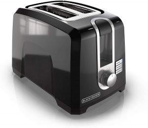 Black & Decker T2569b 2 Slice Toaster