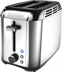 Black & Decker Tr3500sd 2 Slice Toaster