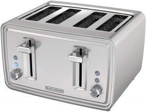Black & Decker Tr4900ssd 4 Slice Toaster