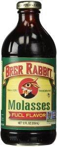 Brer Rabbit Full Flavor All Natural Unsulphured Molasses