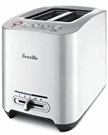 Breville Bta820xl Die Cast 2 Slice Smart Toaster