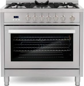 Cosmo Cos 965agfc 36 Inch Gas Range