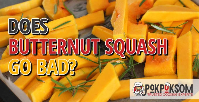 Does Butternut Sqaush Go Bad