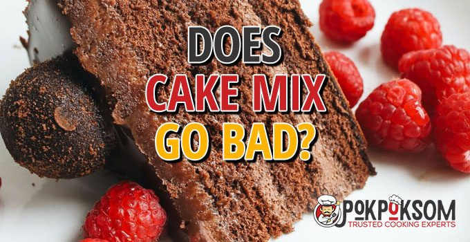 Does Cake Mix Go Bad