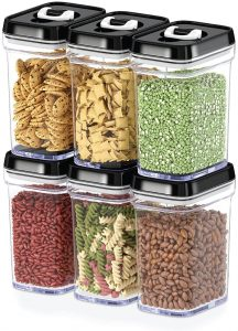 Dwell Food Storage Air Tight Container