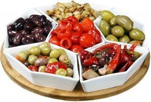 Elama Condiment Appetizer Set