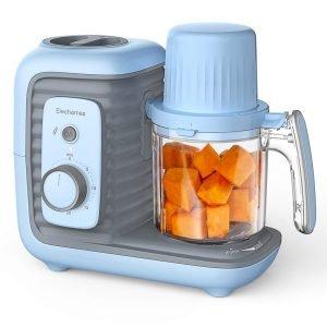 Elechohomes 8 In 1 Baby Food Processor Blender