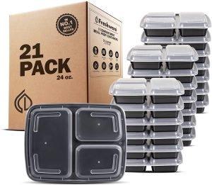 Freshware Meal Prep Bento Box