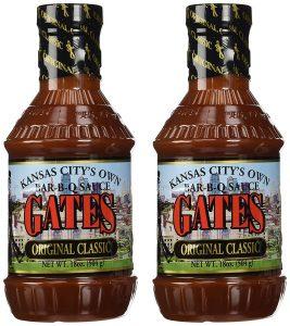 Gates Original Classic Bar B Q Sauce