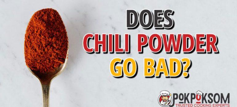 Does Chilli Powder Go Bad