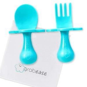 Grabease First Self Feed Baby Spoon