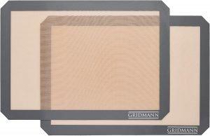 Gridmann Pro Silicone Baking Mat Set