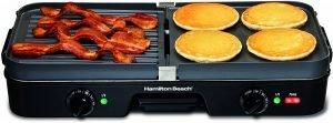 Hamilton Beach 3 In 1 Electric Bacon Cooker