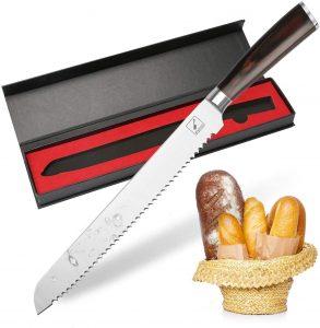 Imarku German High Carbon Bread Knife