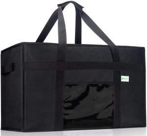 Kibaga Premium Insulated Food Delivery Bag