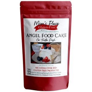 Mom's Place Gluten Free Angel Food Cake Mix