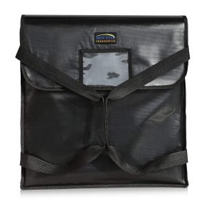 New Star Foodservice Insulated Pizza Delivery Bag