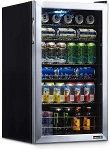 Newair Beverage Refrigerator