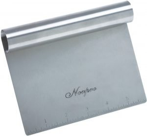 Norpro Stainless Steel Scraper And Chopper