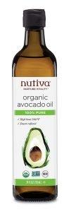 Nutiva Organic Steam Refined Avocado Oil