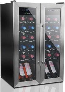 Nutrichef 24 Bottle Wine Cooler