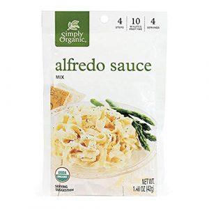 Organic Alfredo Sauce Mix