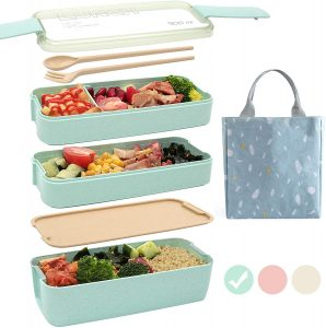 Ozazuco Japanese Bento Box