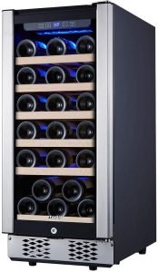 Staigis 30 Bottles Wine Cooler