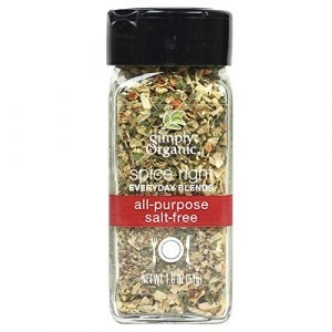 Simply Organic Spice Right Everyday Blends
