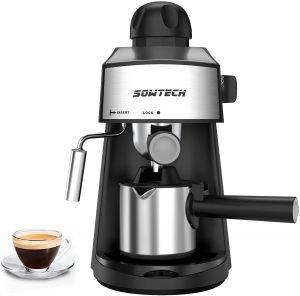 Sowtech 4 Cup Espresso Maker