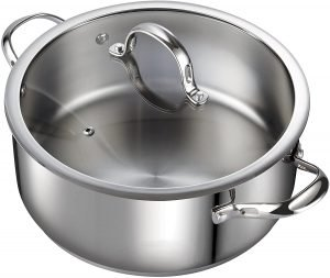 Standard Stainless Dutch Oven