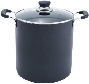 T Fal B36262 Specialty Total Nonstick Dishwasher Safe Oven Safe Stockpot Cookware