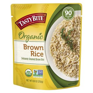 Tasty Bite Organic Brown Rice
