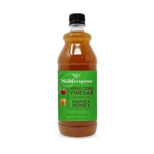 Wedderspoon Manuka Honey Apple Cider Vinegar