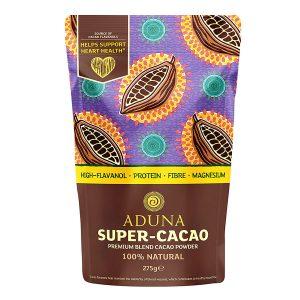 Aduna High Flavanol Premium Blend Cacao Powder