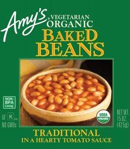 Amy's Organic Beans