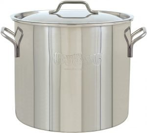 Bayou Classic Steel Brew Kettle Set