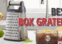 5 Best Box Graters (Reviews Updated 2021)