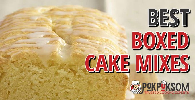 Best Boxed Cake Mixes