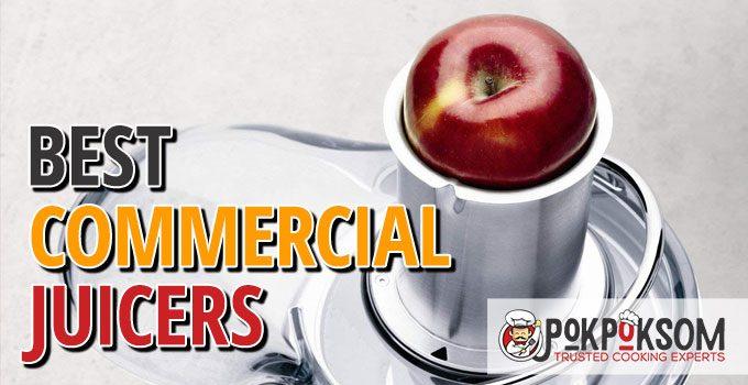 Best Commercial Juicers
