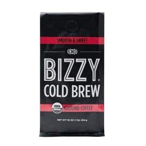 Bizzy Cold Brew Organic Coffee