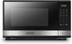 Black+decker Compact Microwave Oven