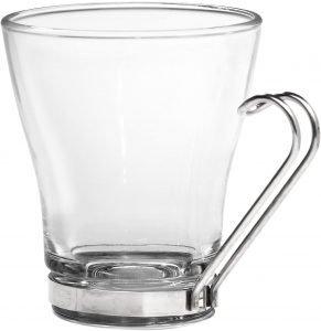 Bormioli Rocco Oslo Cappuccino Glass Cups