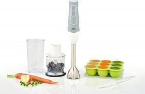 Braun Multiquick 5 Baby Food Maker And Hand Blender