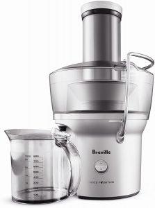 Breville Bje200xl Silver Juicer