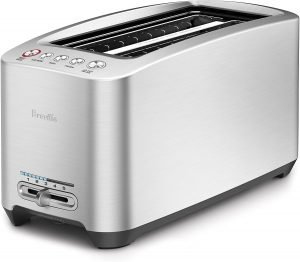Breville Bta830xl 4 Slice Long Toaster