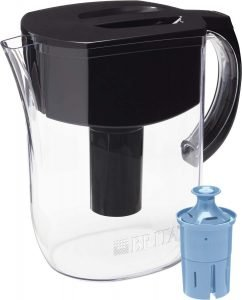 Brita Longlast 10 Cup Everyday Water Filter Pitcher